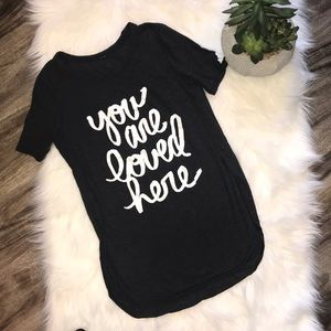 Lululemon You are Loved Here T-Shirt